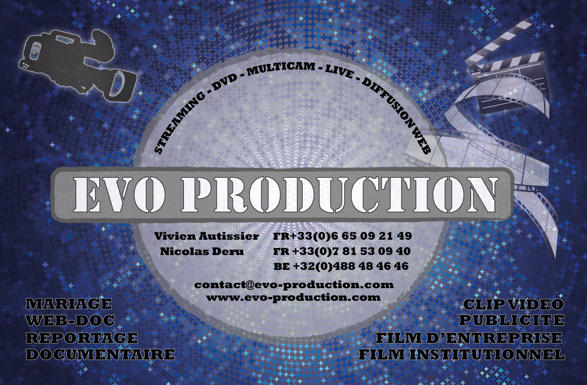 Carte Visite Evo Production Version Web